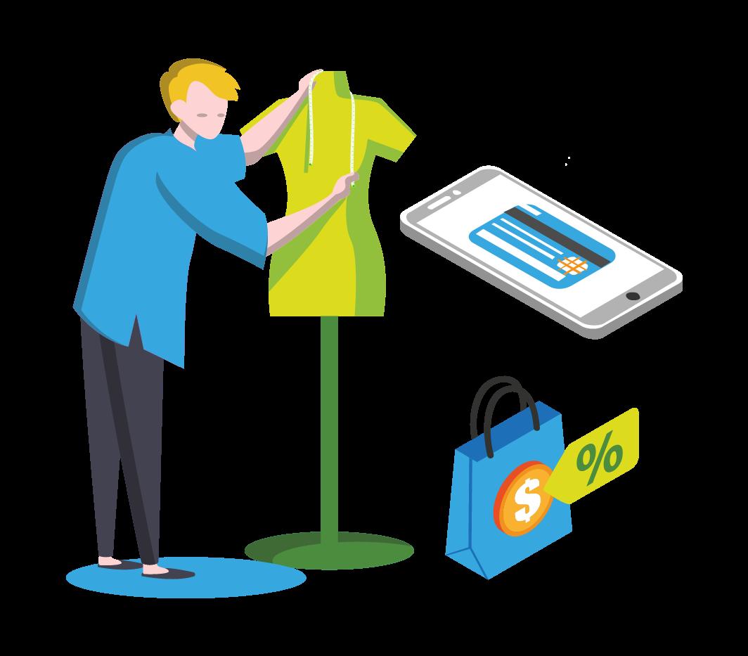 Plataforma para Ecommerce para Roupas e Acessórios