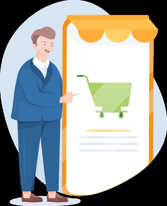 Plataforma para Ecommerce para Serviços