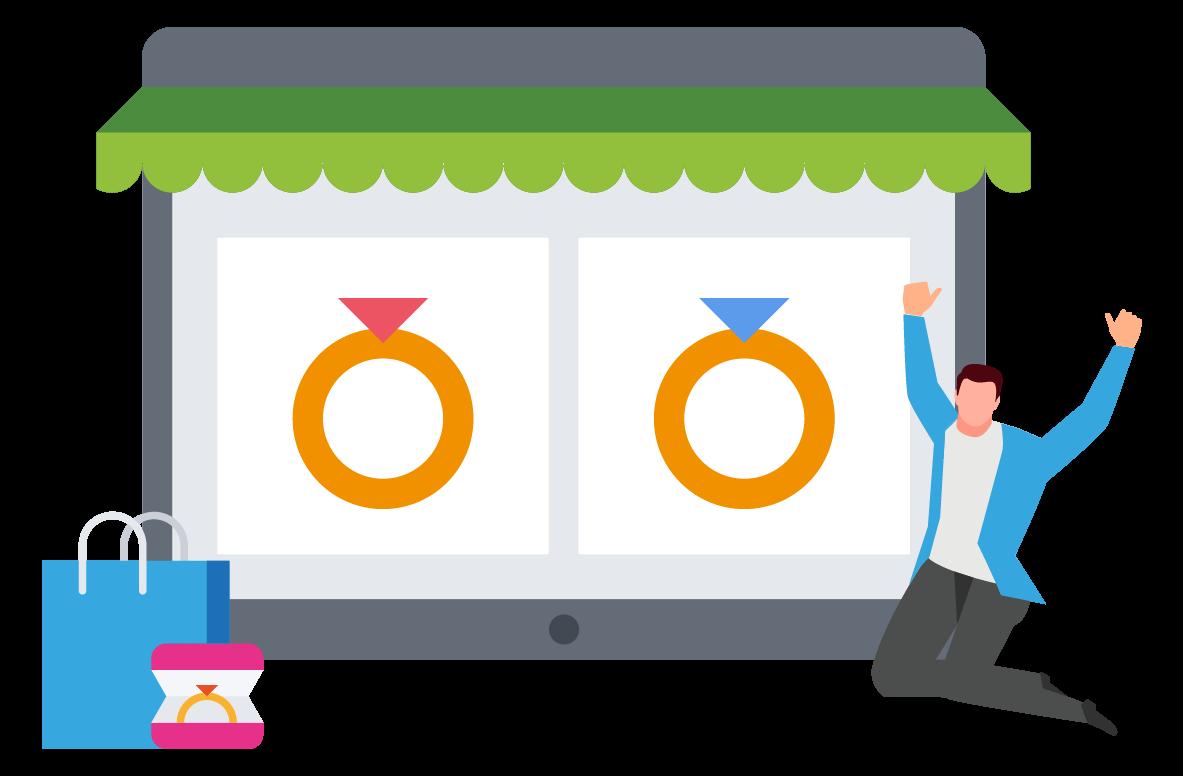 Plataforma E-commerce para Jóias e Semi Jóias